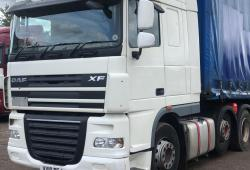 DAF<br>FTG XF Space Cab tractor unit
