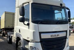 DAF<br>Euro 6 FT CF 85-440 4x2 space cab unit