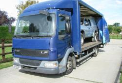 DAF (MX56 MPV) IncludingFord Ranger<br>LF 45.150