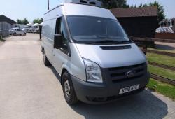 Ford Fridge Transit T350 MWB