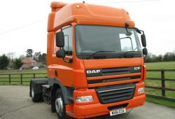 DAF FT CF 85-410 Space Cab auto