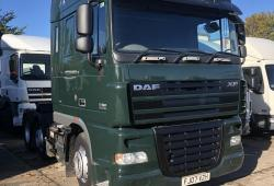 DAF<br>FTG XF 105.410  Manual 16 speed ZF