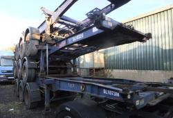 2 x M&amp;G &amp; 1 x SDC<br>Skelli Trailers with Extenders