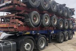 2006 &2005 Dennison Stack of Five<br>Sliding Skeletals