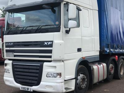 DAF FTG XF Space Cab tractor unit