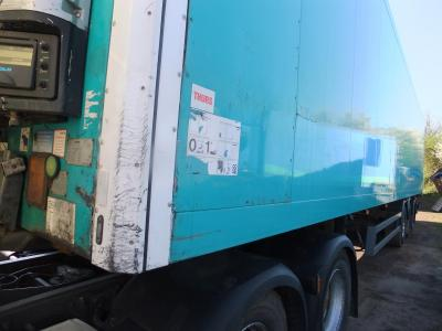 Schmitz 13.6 mtr tri axle fridge box