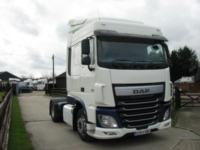 DAF FT 106-460 Space cab