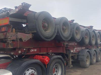 Dennison BPW axles Drum Brakes Sliding Skellys