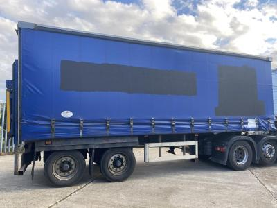 cartwright Tandem axle Curtainsider 7.9Mtr
