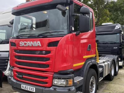 Scania G440 6x4 Tractor unit